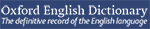 logo Oxford English Dictionary